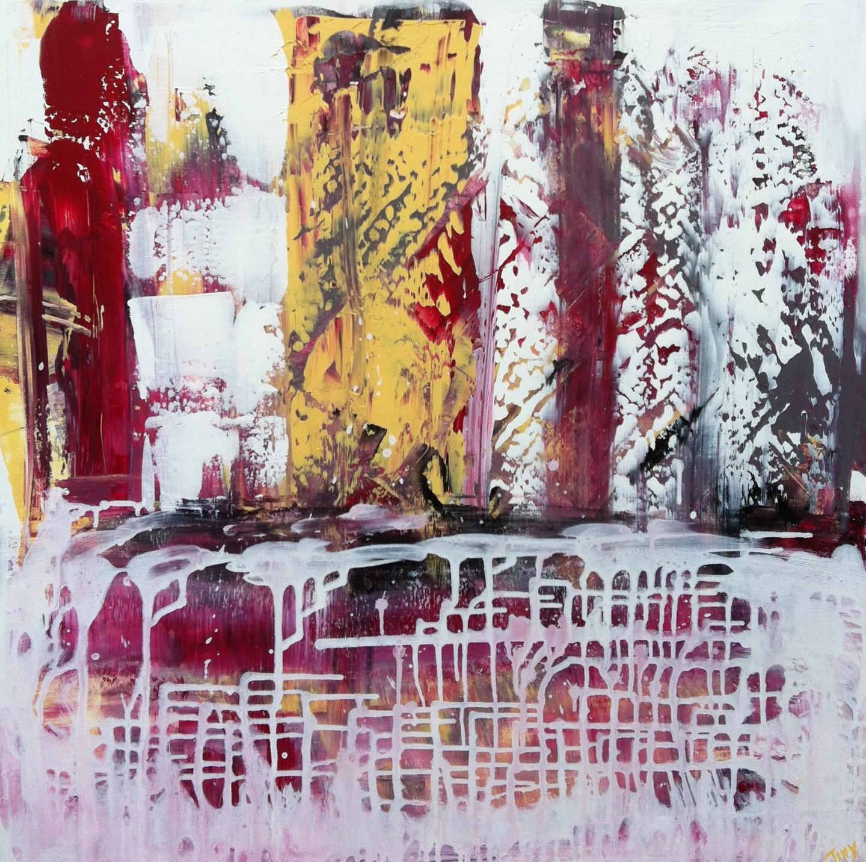Tiny De Bruin - Abstract 6