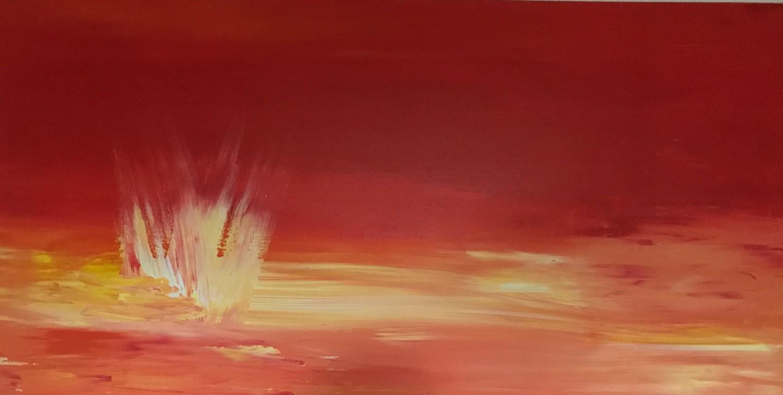 Tiny De Bruin - Red Sunset